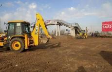 В Ташкентской области стартовало строительство малой ФЭС мощностью 40 кВт