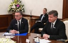 Президент Шавкат Мирзиёев принял Генерального директора  МОТ