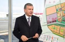 Президент Шавкат Мирзиёев посетил Хавастский район