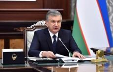 Шавкат Мирзиёев примет участие в Консультативной встрече глав государств Центральной Азии