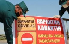 Пересмотрены уровни карантина в разрезе городов и районов Узбекистана