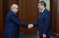 Посол Саудовской Аравии Хишама ас-Сувейлима завершает свою дипмиссию в Узбекистане