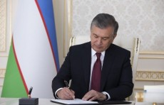 Президент назначил членов Сената Олий Мажлиса