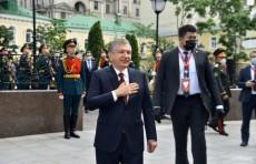 Президент Шавкат Мирзиёев встретился с соотечественниками в Москве