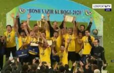 Футбол: Команда Верховного суда стала обладателем кубка Премьер-министра