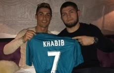 Криштиану Роналду: Конечно, Хабиб победит! Он мой брат (Видео)