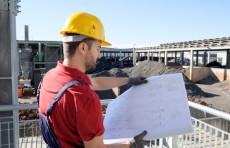 В Сурхандарьинской области запустили новый цементный завод