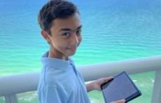 15-летний узбекистанец Гияс Умаров исправил ошибку в приложении компании Apple