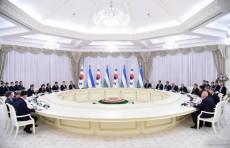 Президенты Узбекистана и Республики Корея провели переговоры