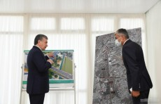 Новая дорога и путепровод снизят автомобильный трафик в Сергелийский район на 50%
