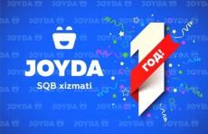 Мобильной платформе JOYDA – 1 год
