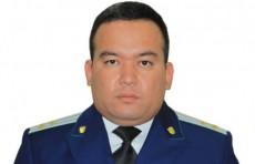 Улугбек Косимов назначен прокурором города Ташкента