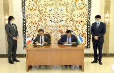 """Минфин Узбекистана и инвестиционный банк """"Lazard"""" договорились о сотрудничестве"""