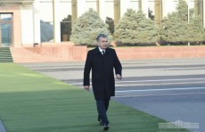 Президент Шавкат Мирзиёев отбыл в город Нукус