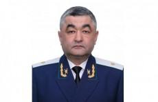 Бахриддин Валиев назначен прокурором города Ташкента