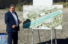 В Самарканде начали строить крупный туристско-рекреационный комплекс