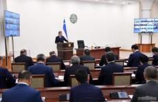Президент поручил усилить карантинные меры в некоторых территориях