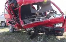 В Самаркандской области произошло смертельное ДТП с участием Damas и Tiko