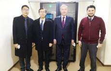 Huawei запустила дата-центр в Ташкентском институте инженеров ирригации и механизации сельского хозяйства