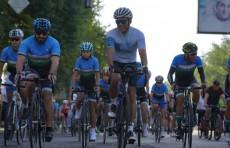 Официальные лица Азиатской велосипедной конфедерации приняли участие в Ташкентском велопробеге