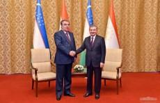 В Пекине состоялась встреча Президентов Узбекистана и Таджикистана