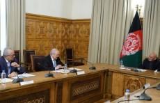 Президент Афганистана принял главу МИД Узбекистана Абдулазиза Камилова