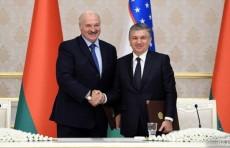 Шавкат Мирзиёев посетит Беларусь с ответным визитом