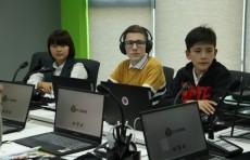 Столичный IT парк запустил курсы для слабослышащих детей
