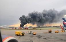Десять человек погибли в результате аварийного приземления самолета в Москве