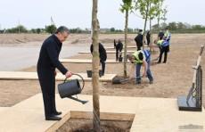 Комплекс «Истиклол» будет возведен в парке «Новый Узбекистан» в Ташкентской области