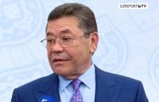Фаттах Шодиев: Люблю посещать Ташкент, причем каждые 15 лет