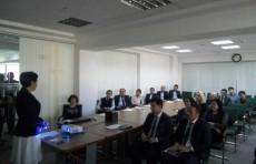 """В компании """"Узбекинвест"""" обсуждены вопросы маркетинга в страховании"""