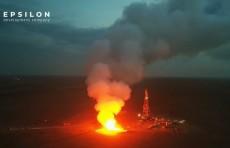 EPSILON получила промышленный приток газа на скважине Талимаржон-6 (Видео)