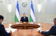 Шавкат Мирзиёев и Сума Чакрабарти обсудили вопросы модернизации экономики страны