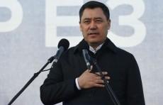 Садыр Жапаров официально объявлен победителем выборов президента в Кыргызстане