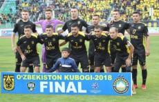 Футбол: Впервые в истории АГМК завоевал Кубок Узбекистана