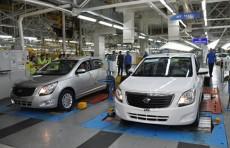 С 1 октября отменяется акцизный налог на автомобили UzAutoMotors