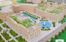 """В Сергелийском районе построят международный университет """"Minerva World of Knowledge"""""""