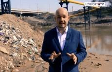 «Новый репортаж» с Никитой Макаренко: экологическое бедствие на реке Чирчик