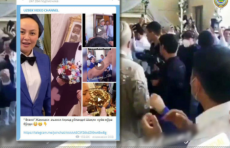 Член узбекской камеди-группы сыграл пышную свадьбу