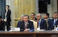 Шавкат Мирзиёев: стабильность в ЦА создает огромные возможности для сотрудничества