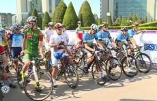 В Узбекистане завершился чемпионат Азии по велошоссе