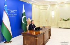 Состоялся саммит президента Шавката Мирзиёева и премьер-министра Пакистана Имрана Хана