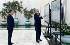 Президент ознакомился новыми строительными и социальными проектами в Ташкенте