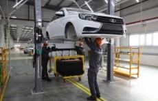 В Узбекистане началось серийное производство автомобилей LADA