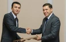 Генконсул Узбекистана встретился с губернатором Свердловской области