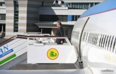 Президент завершил свой визит в Таджикистан и вернулся в Ташкент