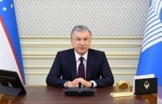 Шавкат Мирзиёев принял участие в юбилейном саммите СНГ