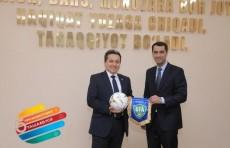 МНО и АФУ проведут совместные школьные турниры для развития футбола