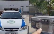 В столице тестируют новое устройство для выявлений нарушений ПДД